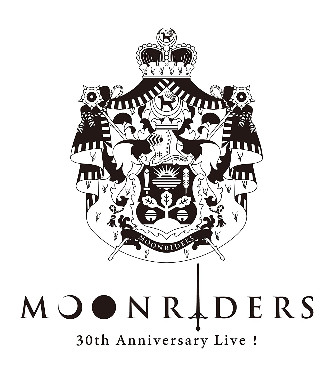 MOONRIDERS 30th Anniversary Live [Blu-ray] B002OKTAD2