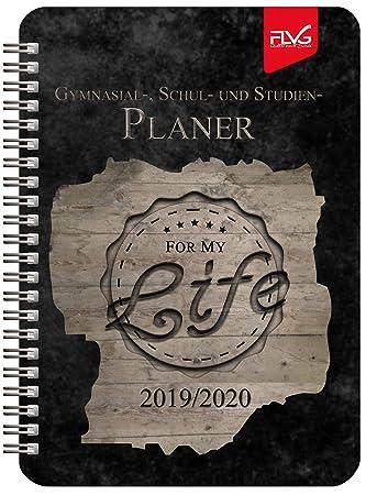 Schul und Studienplaner 2019//2020 Individueller Gymnasial-
