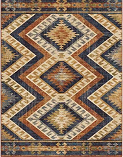 "product image for Orian Rugs Kilim Diamonds Faded Red 2'3""x8'"
