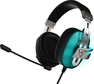 ThunderX3 TH40- Casque gaming professionnel,  LED 7 couleurs, pilote 53 mm