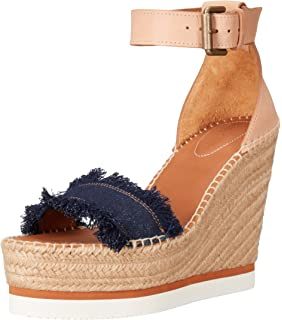 f22dad409cd Amazon.com | See By Chloe Women's Sunset Dress Sandal | Flats