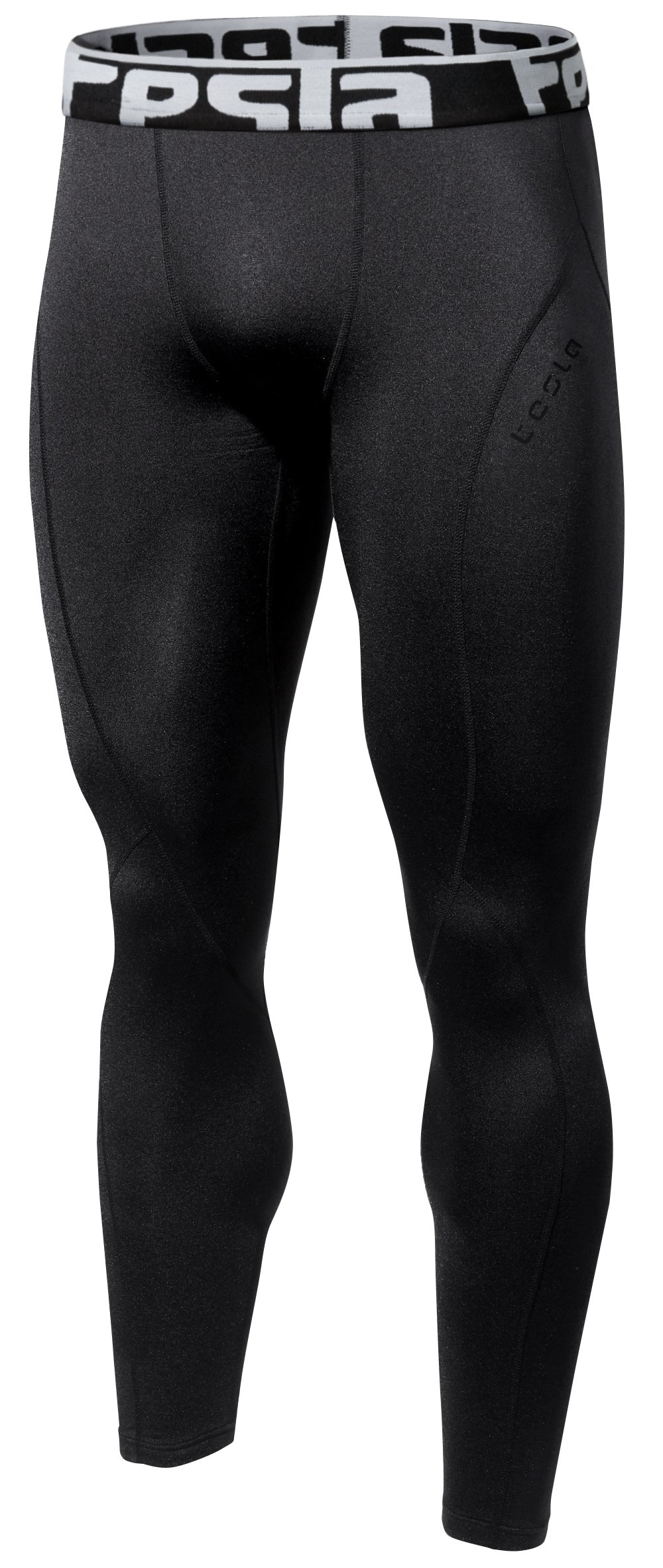 TSLA Men's Thermal Wintergear Compression Baselayer