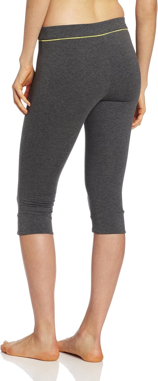 Danskin Womens Pin-Tuck Knee Legging