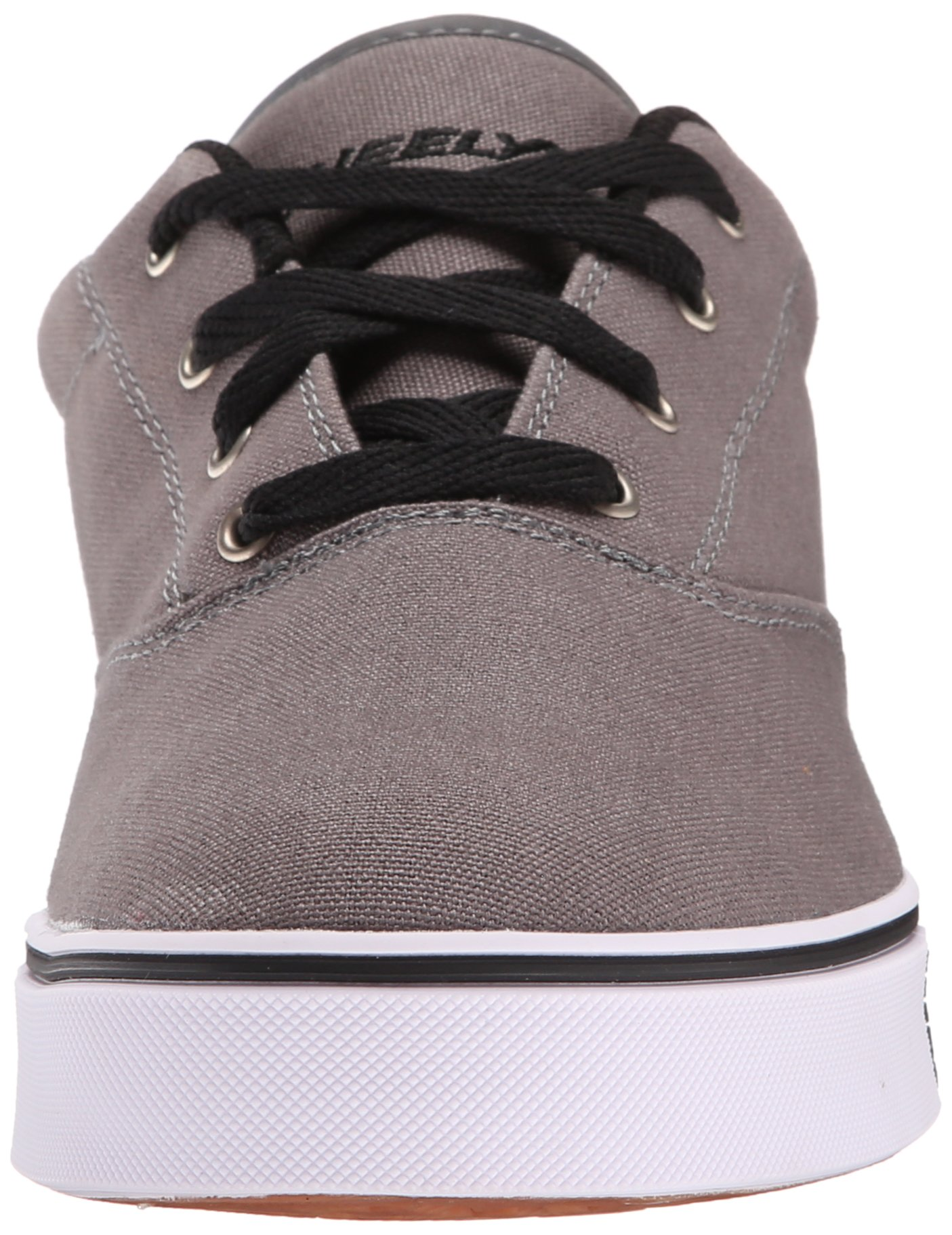 Heelys Men's Launch Fashion Sneaker Grey 10 M US by Heelys (Image #4)