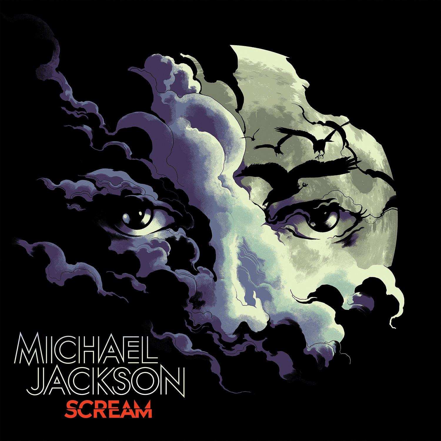 CD : Michael Jackson - Scream (CD)