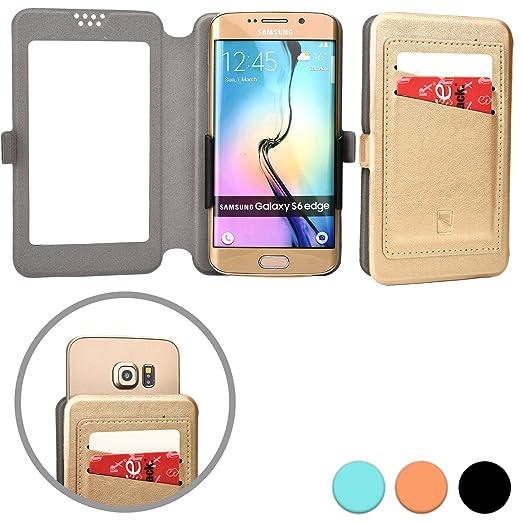 5 opinioni per Cooper Cases(TM) Slider Pocket Custodia a Portafoglio Universale per Telefoni da