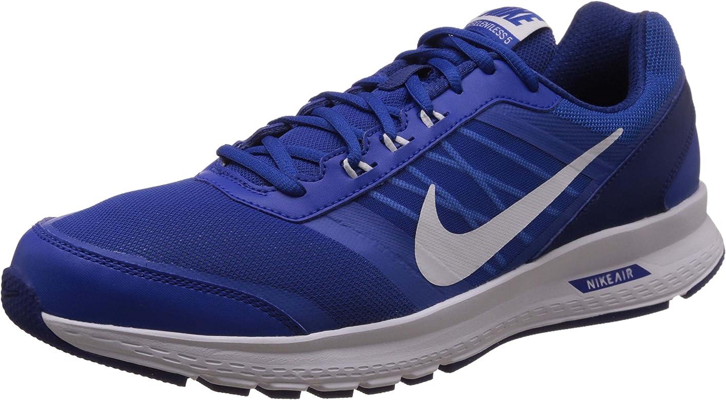 Nike 807093-400, Zapatillas de Trail Running para Hombre, Azul (Game Royal/White-Deep Royal Blue), 41 EU: Amazon.es: Zapatos y complementos