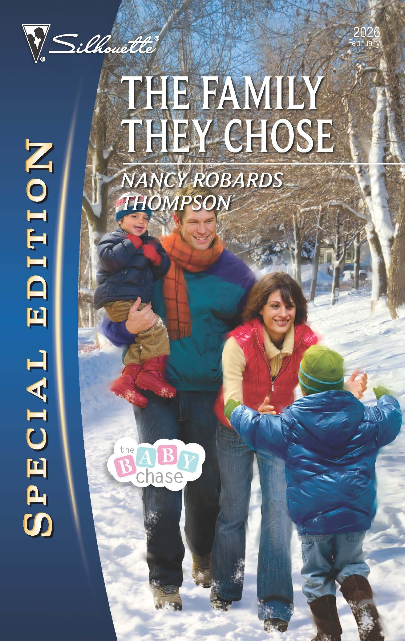 The Family They Chose (The Baby Chase) pdf epub