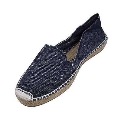 Alpargatus - Espadrille Jeans 32 EU / 1 - 1.5 US Unisex Child Jeans