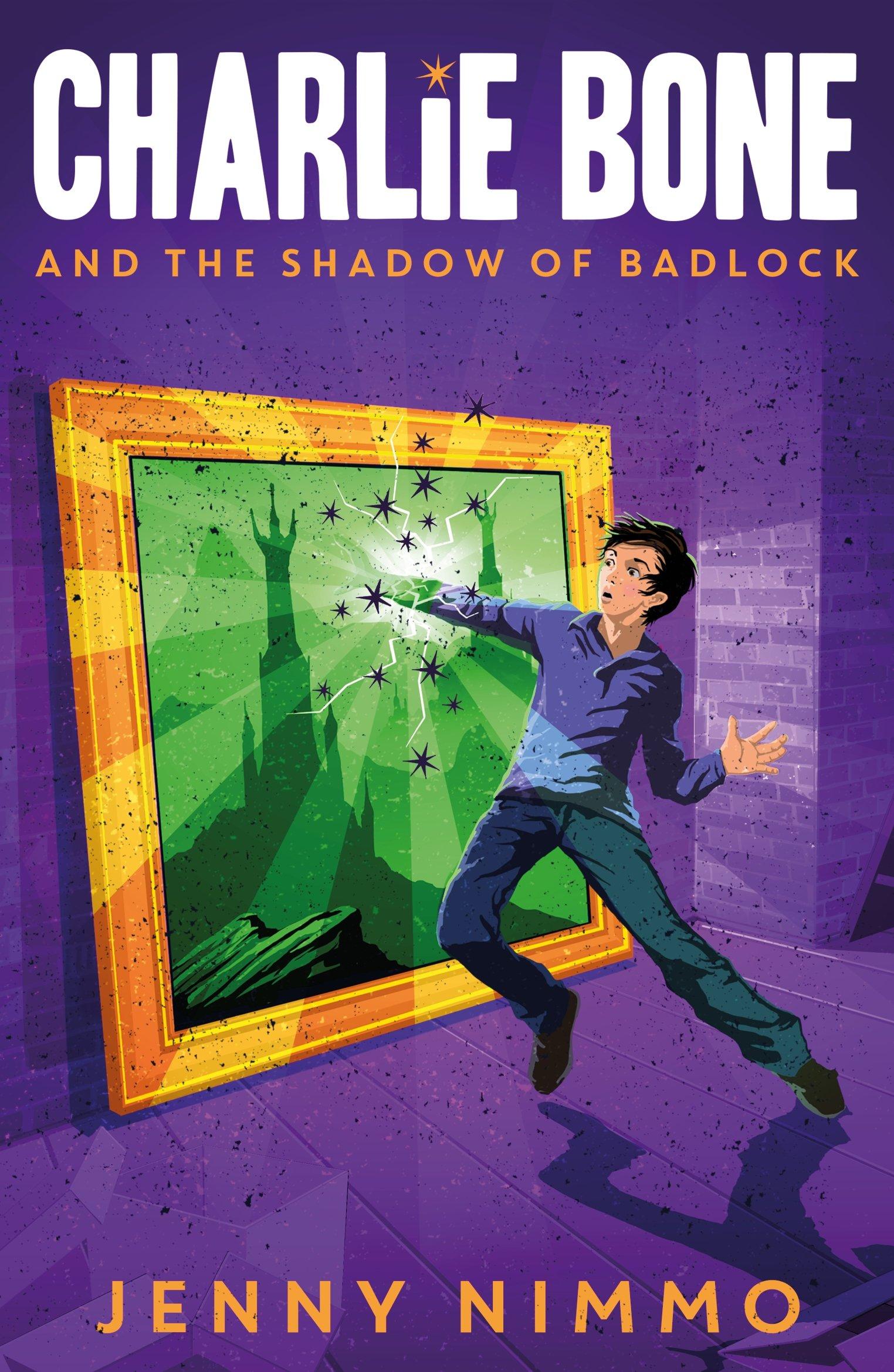 Charlie Bone And The Shadow Of Badlock: Jenny Nimmo: 9781405280983:  Amazon: Books