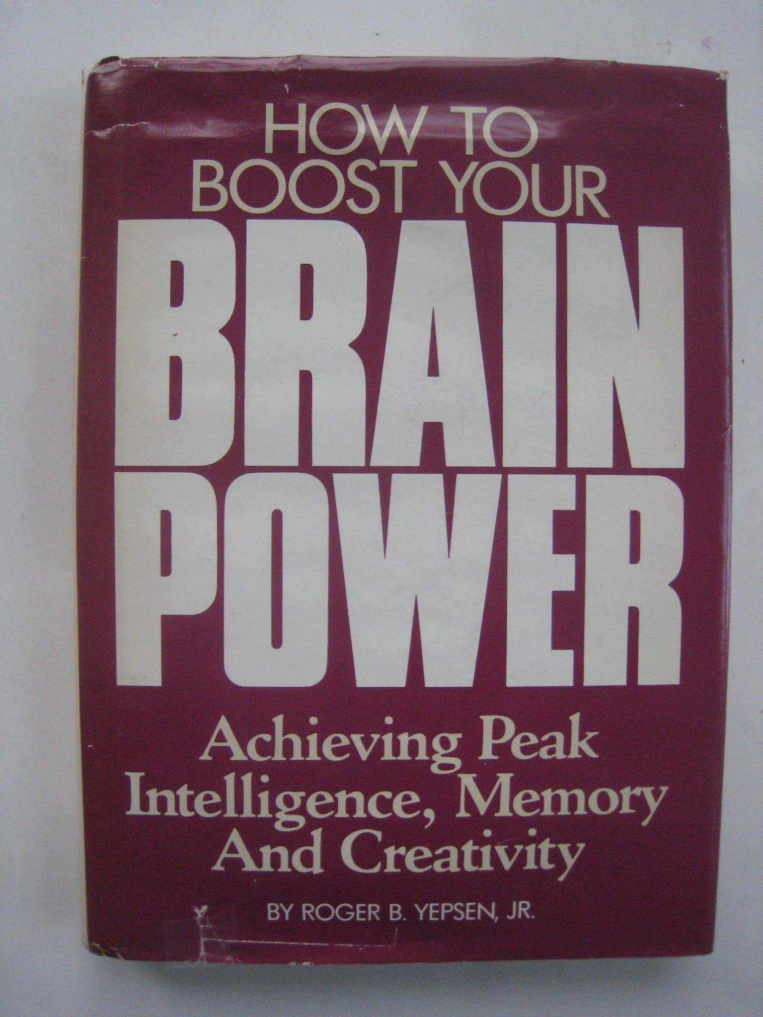 How Boost Your Brain Power product image