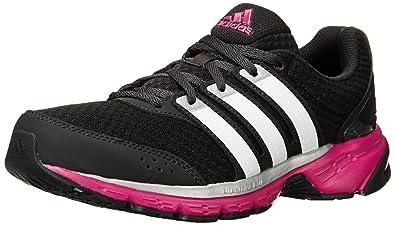 adidas Performance Women's Madison RNR W Running Shoe,Carbon/Running White /Metallic/