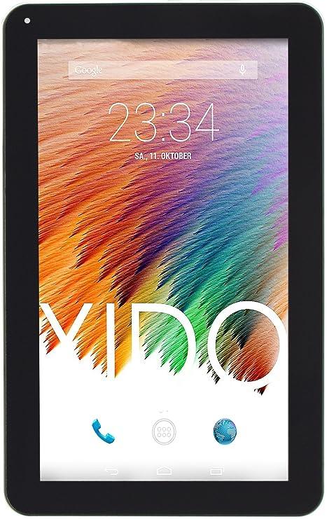 Tablets Pc XIDO X110 / 3G 25,7 cm (10,1 pulgadas) 3G, teléfono, Tablet, GPS, puerto de la tarjeta SIM, la navegación, (Boxchip A31s 4x1,2GHz, 1GB de ...