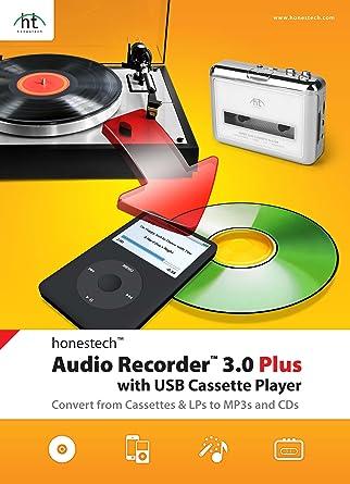 Audio Recorder 3 0 Plus (PC)