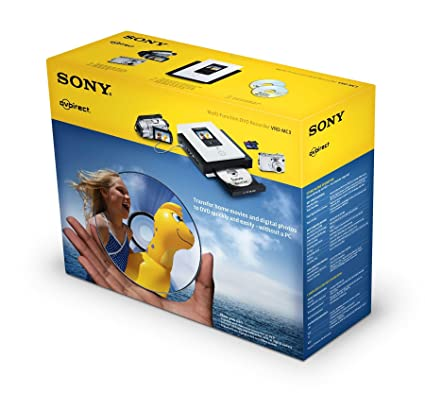 SONY VRD-MC3 DVDIRECT DRIVER