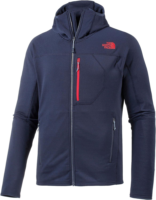 North Face Herren Fleecejacke M Incipient Hooded Jacket