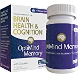 OptiMind Memory Brain Health Supplement, Boost Your Cognition, As Seen on Netflix (1) 32 Count Bottle
