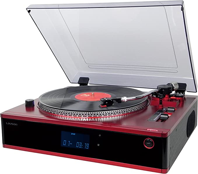 Lauson CL137 - Tocadiscos Profesional: Amazon.es: Electrónica