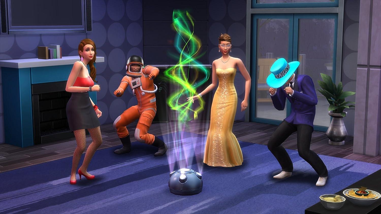 The Sims 4 Deluxe Party Edition - PlayStation 4 [Importación inglesa]: Amazon.es: Videojuegos
