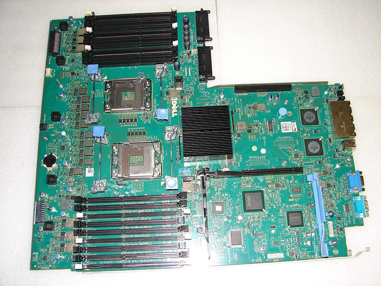 Dell YDJK3 Poweredge R710 Dual Xeon Quad Core Motherboard No iDRAC (Renewed)