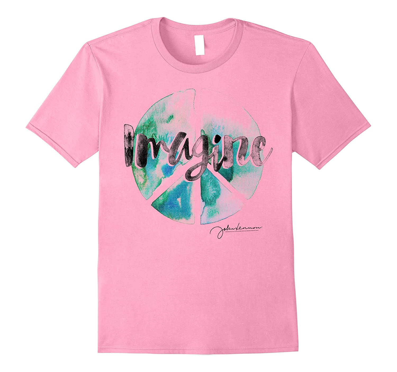 John Lennon - Peace Sign T-Shirt-TH