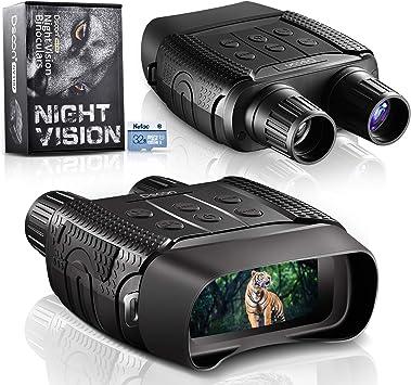 stilnend Night Vision Goggles Night Vision Binoculars Night Vision Scopes can Take Hd Image /& Video Digital Infrared Binoculars with 32G Memory Card