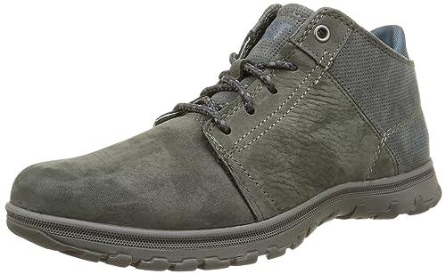 Cat Footwear SCIENCE SCIENCE SCIENCE MID Botines chelsea Hombre, Gris (hombres DARK 15c7a6