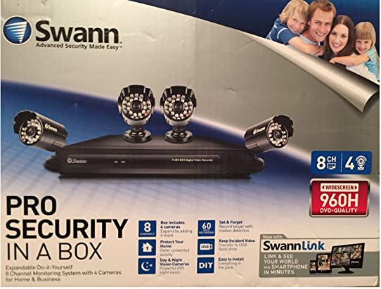 Swann home pro daynight security camera kit amazon tools swann home pro daynight security camera kit solutioingenieria Choice Image