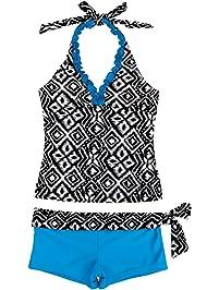 Amazon.com: Girls - Swimwear: Sports & Outdoors: One-Piece