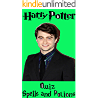 Harry potter: Spells and Potions quiz book