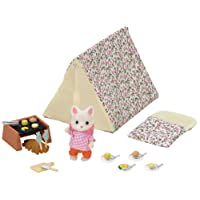 Sylvanian Families Seaside Camping Set,Playset
