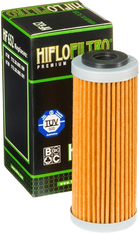13-14 Hiflo HF652 3x /Ölfilter Husaberg FE 350 i.e