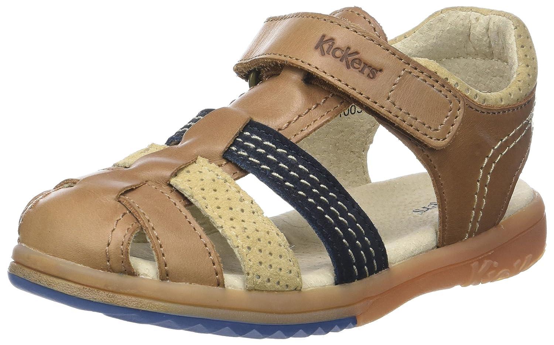Sandales b/éb/é gar/çon Kickers Platinium