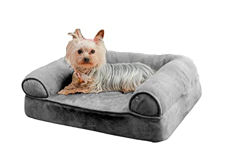 Outstanding Large Orthopedic Dog Sofa Bed Comfortable Sofa Style Pet Bed Great For Cats Dogs With Removable Washable Cover Small Medium Large Evergreenethics Interior Chair Design Evergreenethicsorg