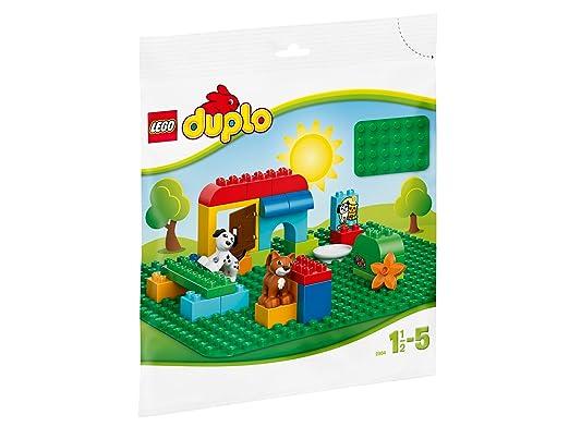 211 opinioni per LEGO Duplo 2304- Base Verde LEGO Duplo