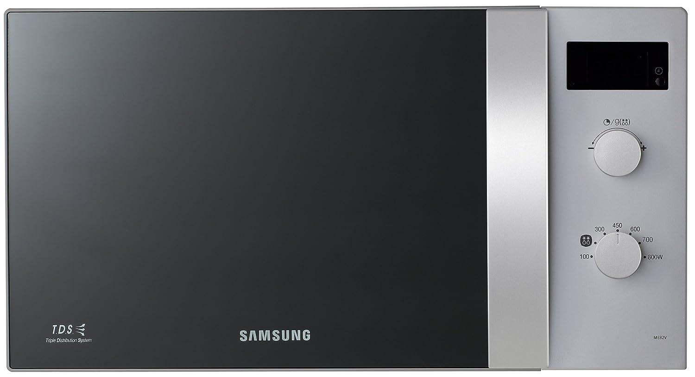Samsung ME82V-SS/XEG - Microondas (23 litros, 800 vatios), color ...
