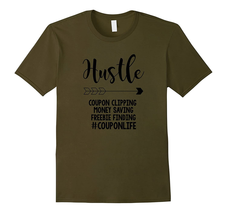 Amazon.com: Coupon Clipping, Money Saving, Freebie Finding T-Shirt ...