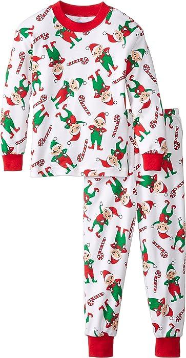 32fbed649c Amazon.com  Sara s Prints Big Boys  2 Piece Pajamas