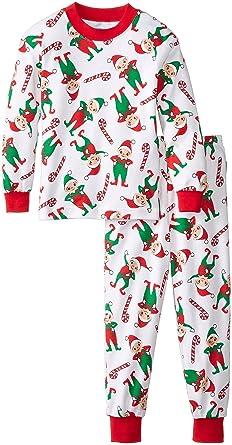 saras prints big boys 2 piece pajamas