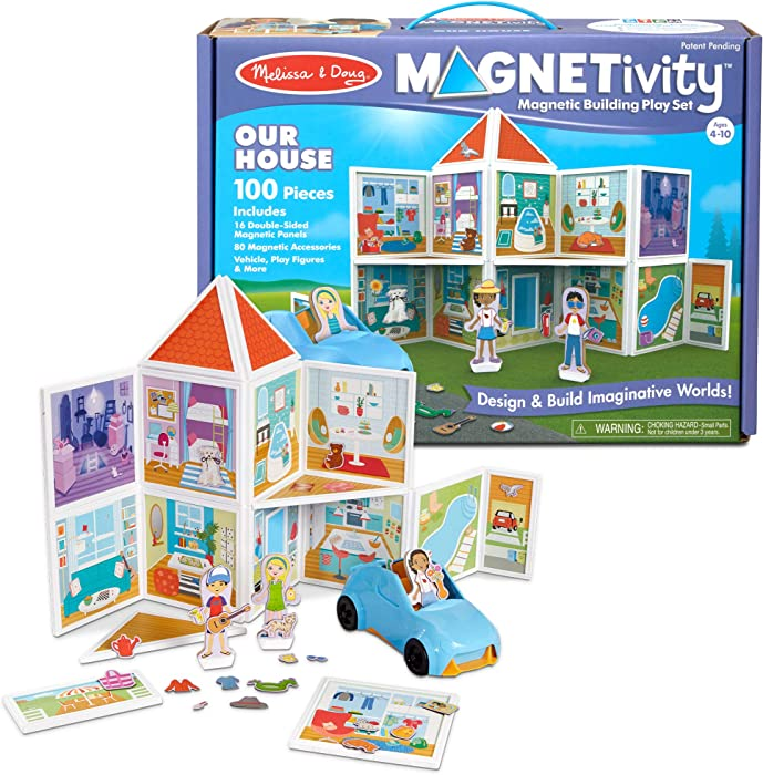 Top 9 Magnetivity Melissa And Doug Home Sweet Home
