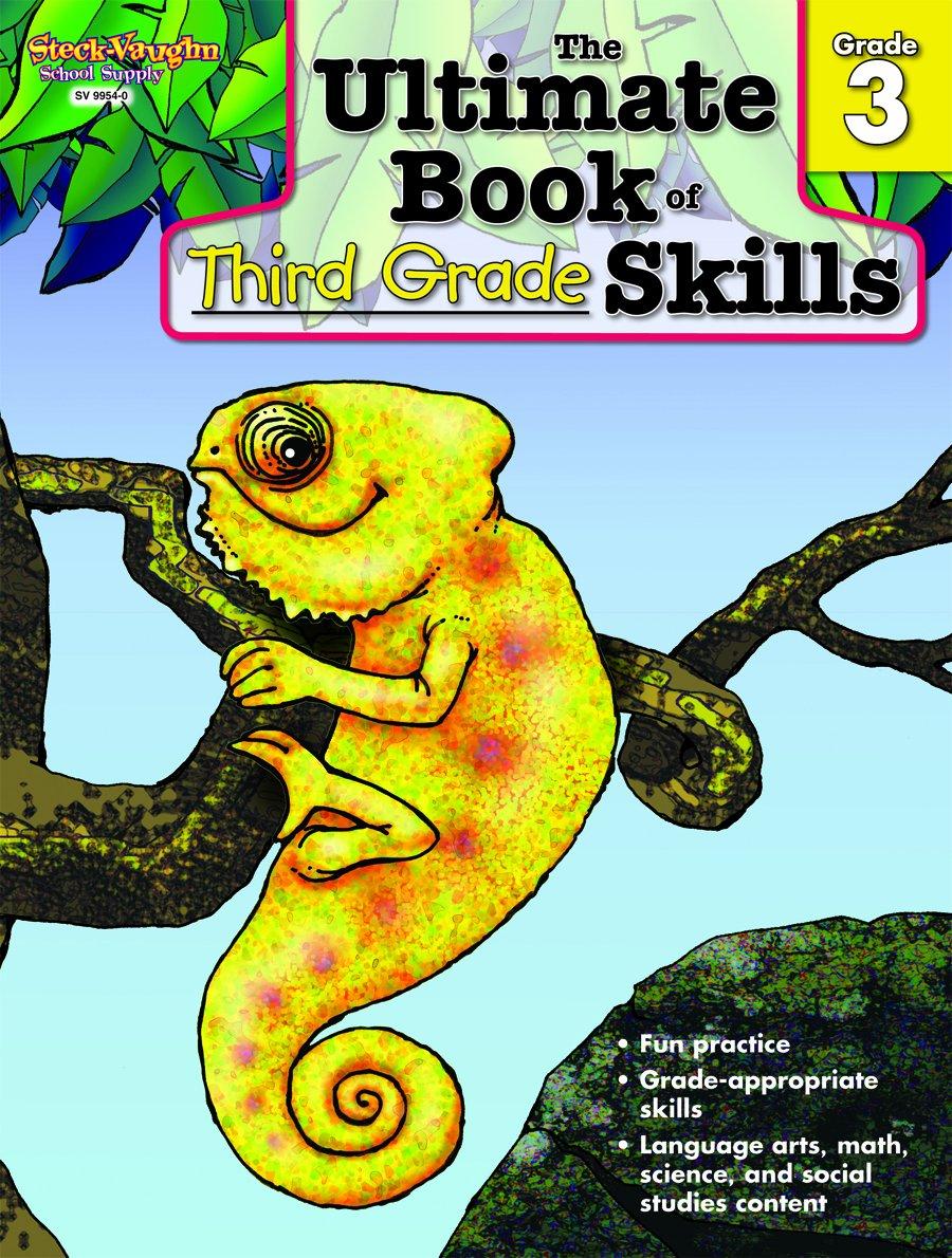 Download The Ultimate Book of Skills: Reproducible Third Grade PDF