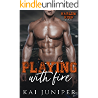 Playing With Fire: A High School Sports Romance (Harlow Prep Book 1)
