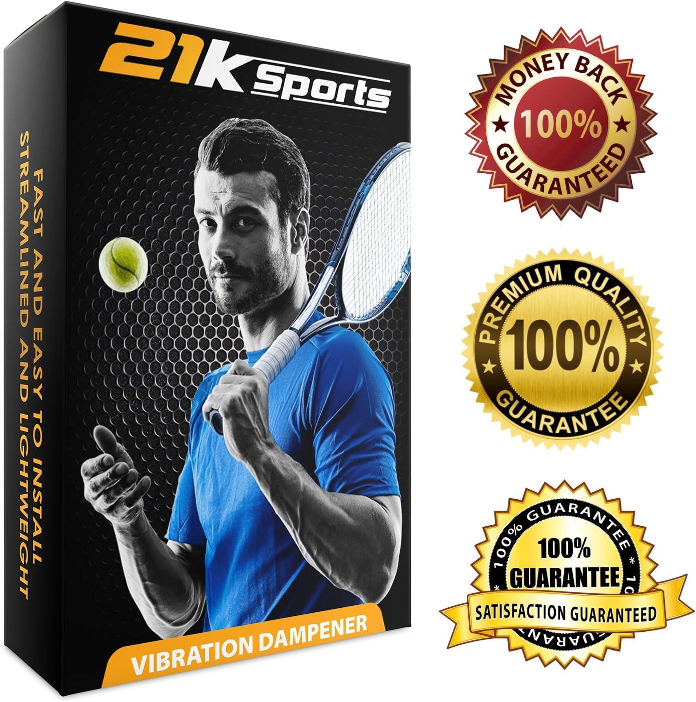 Amazon.com: Amortiguador de vibración de tenis deportivo 21K ...