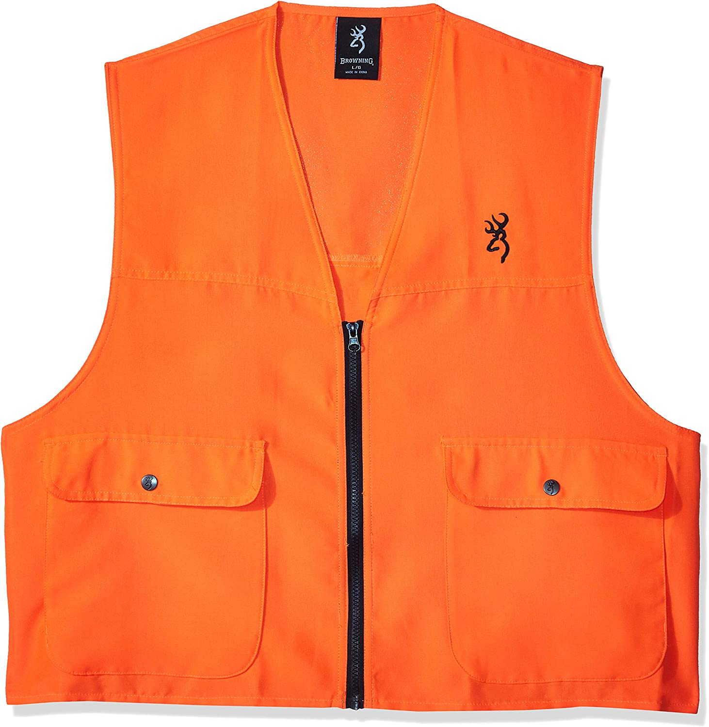 Browning Adult Safety Vest: Clothing