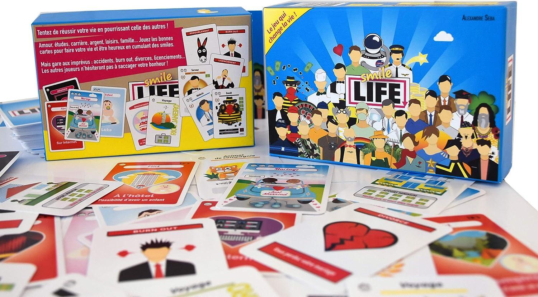 Smile Life SMI9017 - Juego de Mesa (versión Francesa): Amazon.es ...