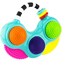 Sassy Do-Re-Mi Musical Toy with Music and Lights, Batteries Included, Ages 0+ Months