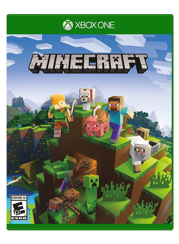 Amazon.com: Minecraft - Xbox One: Video Games