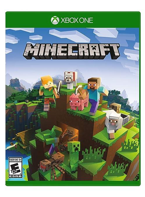 Amazon Com Minecraft Xbox One Video Games