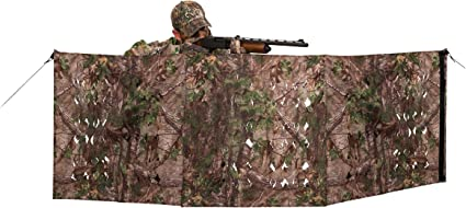 Ameristep 4-Spur Blind Realtree-Realtree Xtra Green New