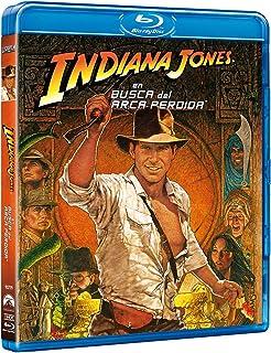 Indiana Jones En Busca Del Arca Perdida [Blu-ray]